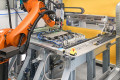 Assembly lines for battery systems